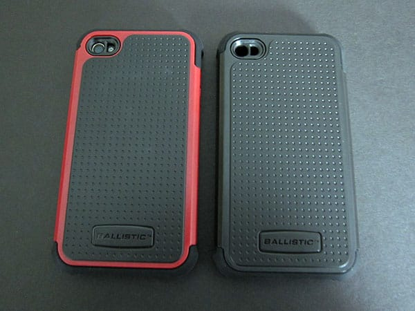 First Look: Ballistic SG Series Case for iPhone 4