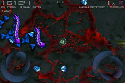 iPhone Gems: Meteor Blitz, Enigmo 2, Squareball + Unify