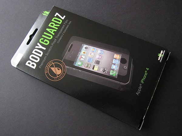First Look: NLU Products BodyGuardz Dry Apply for iPhone 4 + iPod touch 4G