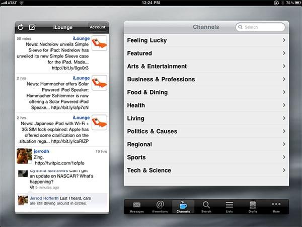 iPhone + iPad Gems: AIUEO, iWriteWords, Shape Builder, Kayak Flights, Siri + Twittelator for iPad