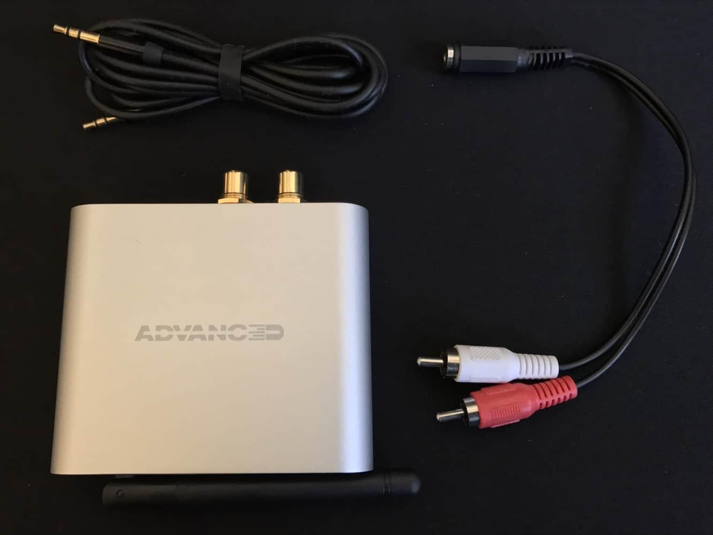 Review: Advanced Mezger aptX Bluetooth Receiver