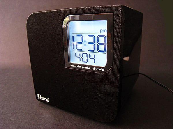 Review: iHome iH12 / iH12BR Clock Radio for iPod
