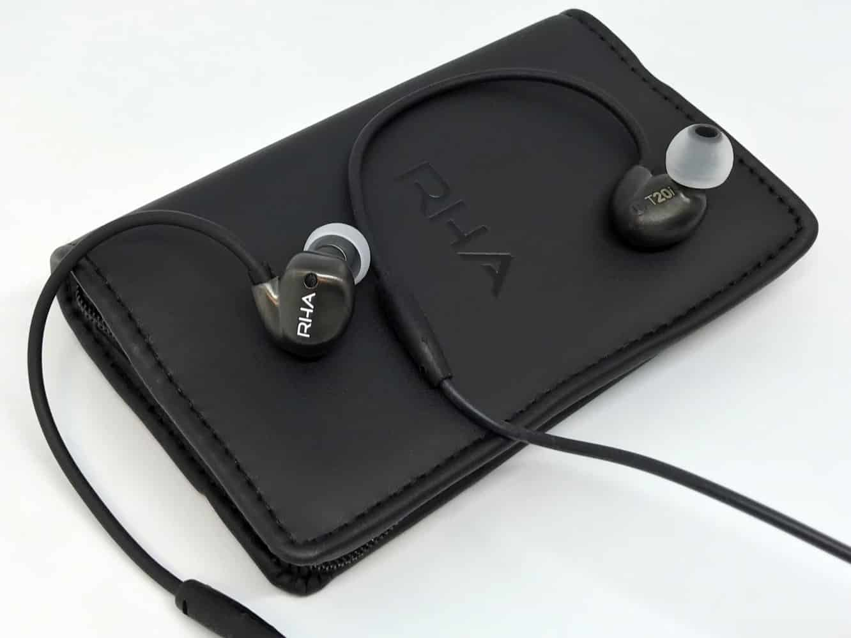 Review: RHA T20i In-Ear Headphones