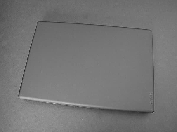 The Black MacBook Pro, Courtesy Incase Designs