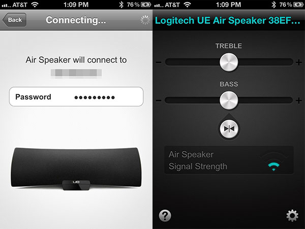 Review: Logitech UE Air Speaker With AirPlay