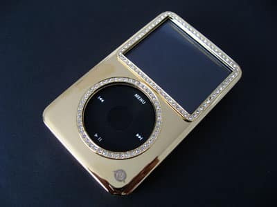 Review: Metallo Design Gilty Couture Accoutrements for iPod shuffle, nano, classic & touch