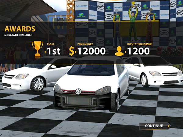 Review: Firemint Real Racing 2 HD