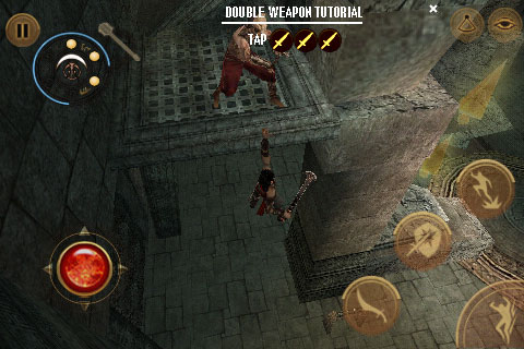 Review: Gameloft Prince of Persia: Warrior Within