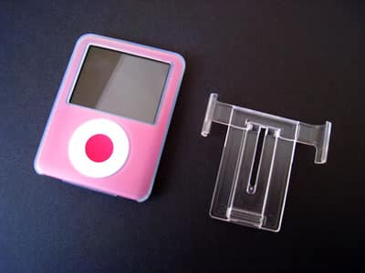 Review: Power Support Silicone Jacket for iPod nano (3rd Gen)