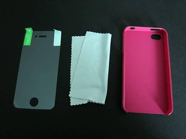 First Look: Gecko Gear Gecko Glove + Gecko Profile Metallic for iPhone 4