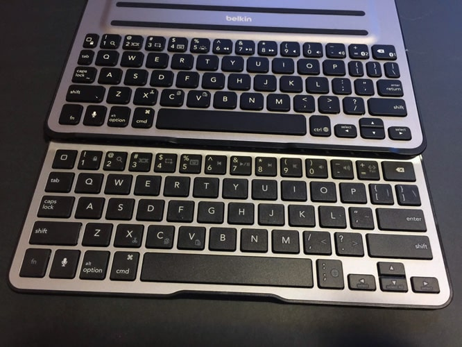 Review: Belkin Qode Ultimate + Ultimate Pro Keyboard Cases for iPad Air 2