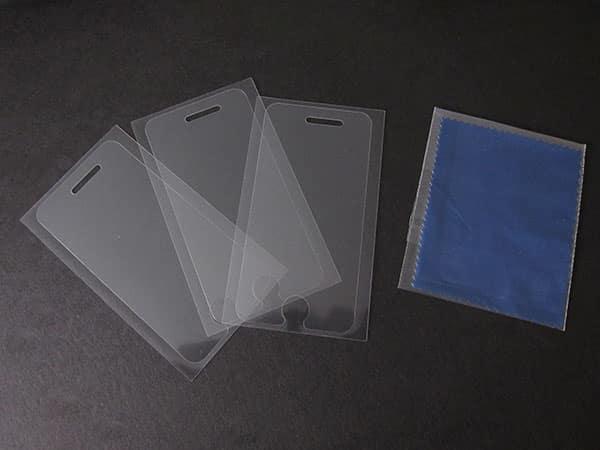 First Look: Unipixel Fingerprint Resistant Screen Protectors for iPhone 4 + 3G/3GS