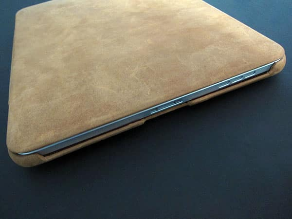 First Look: United SGP Vintage Edition Leather Case for Apple iPad