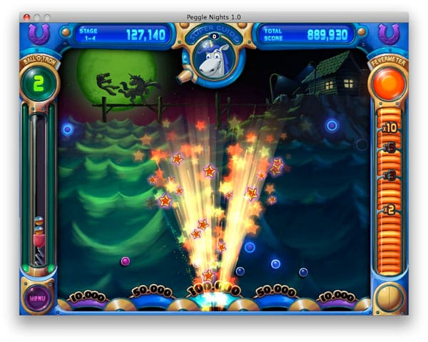 Peggle Nights: An Addiction, Temporarily Sated
