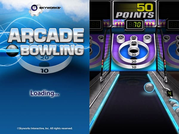 Weird + Small App Reviews: Arcade Bowling, CompareMe, IQ Test, SkyCoaster 3D, Yo Mama + More