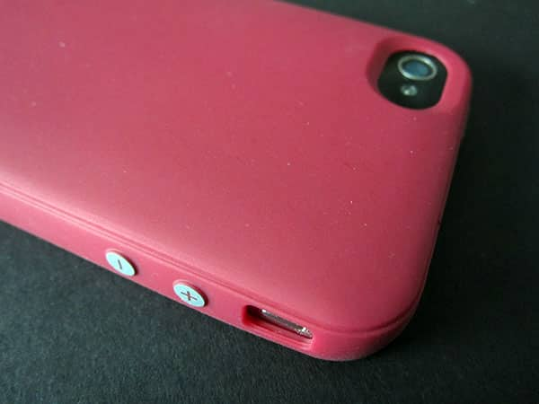 First Look: United SGP Ultra Silke for iPhone 4