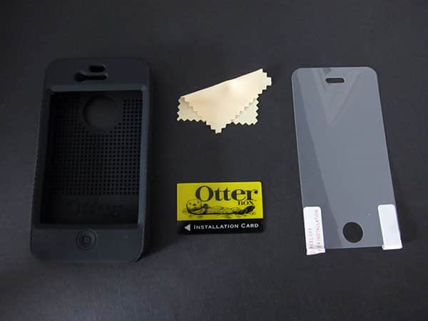 First Look: OtterBox Impact Series Case for iPhone 4
