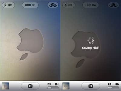 iOS 4.1 HDR, YouTube HD upload screenshots posted