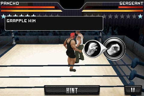 iPhone Gems: Hook Champ, The Simpsons Arcade + WWE SmackDown vs. Raw 2010