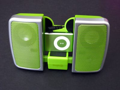 Review: Logic3 i-Station Traveller Universal Active Stereo Speakers