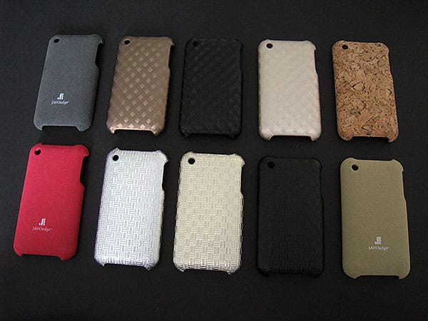 Review: JAVOedge Back Covers for iPhone 3G