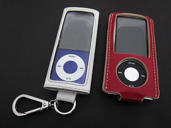 First Look: Simplism Cases for iPod nano (5th)