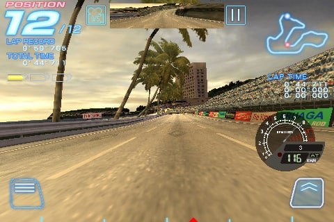 Review: Namco Ridge Racer Accelerated