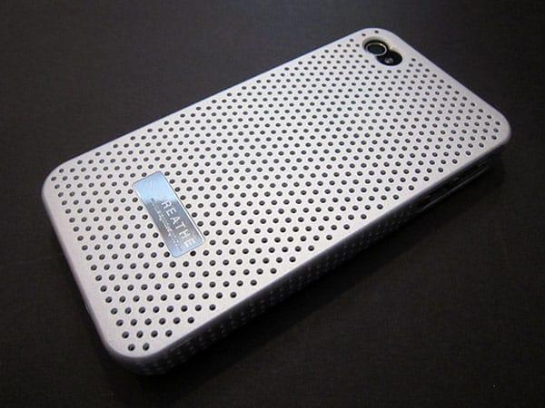 First Look: Elago Design S4 Breathe for iPhone 4