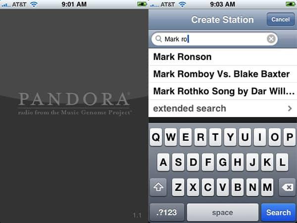 Review: Pandora Radio by Pandora Media