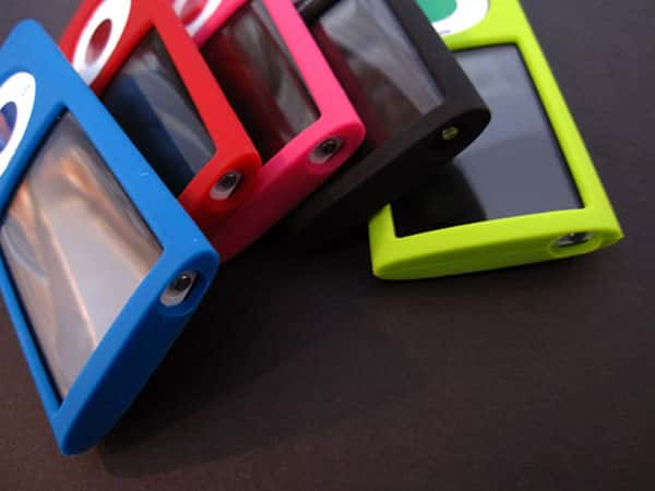 First Look: SwitchEasy Cubes for iPod nano 5G