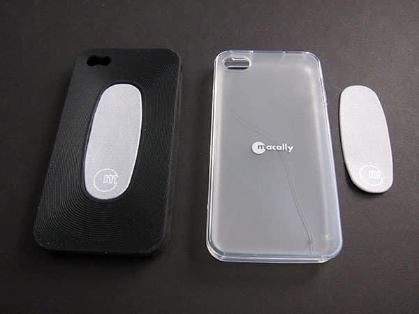 First Look: Macally FlexFitP4, KickstandP4, MetroBP4, MetroCP4 + MSuitP4 Cases for iPhone 4