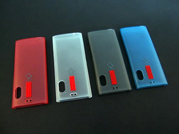 First Look: Capdase Soft Jacket2 Xpose for iPod nano 5G