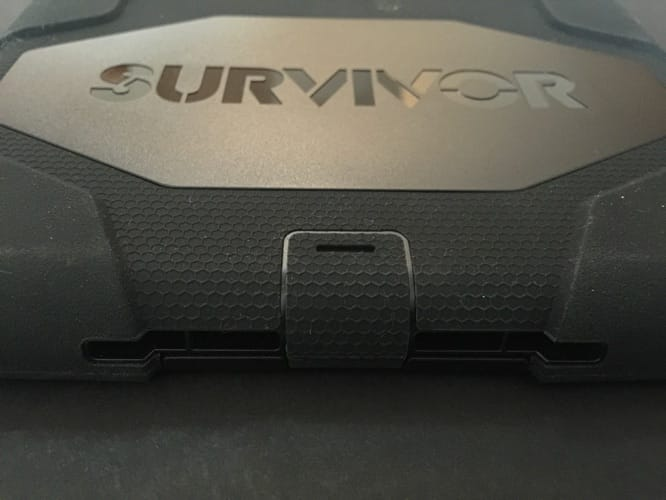 Review: Griffin Slim Folio and Survivor All-Terrain for iPad Air 2