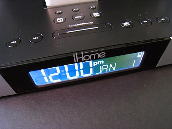 Review: iHome iH51 Mini System with Alarm Clock Radio