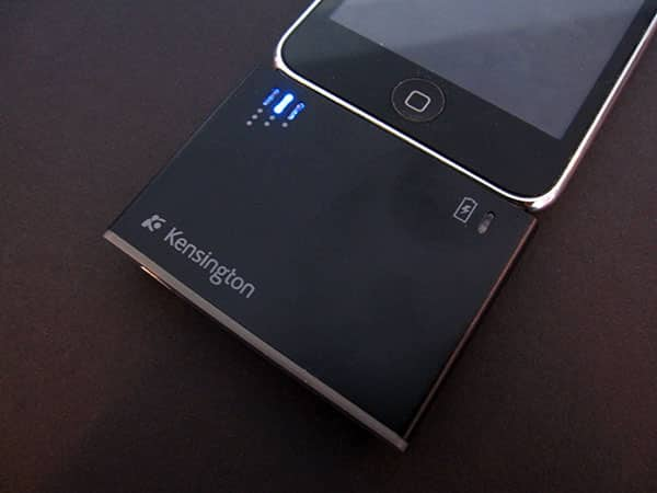 Review: Kensington Charging Dock With Mini Battery Pack for iPhone and iPod