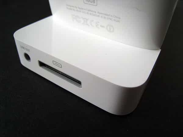 Review: Apple iPhone 3G Dock