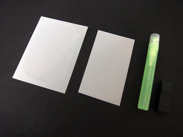 First Look: Clear-Coat Full Body Protection for iPad, iPhone + iPod