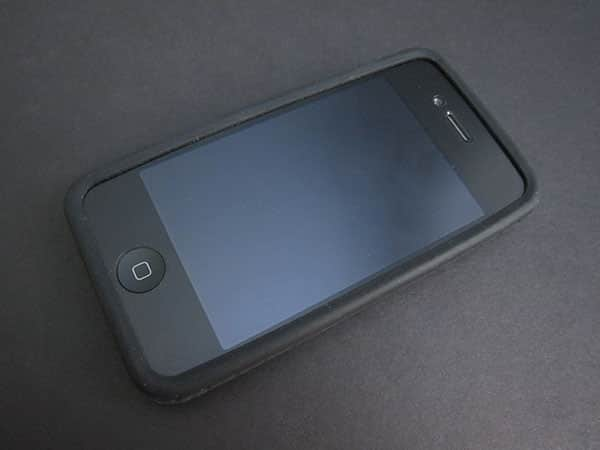 First Look: Griffin Perforated Silicone Case / FlexGrip Punch for iPhone 4