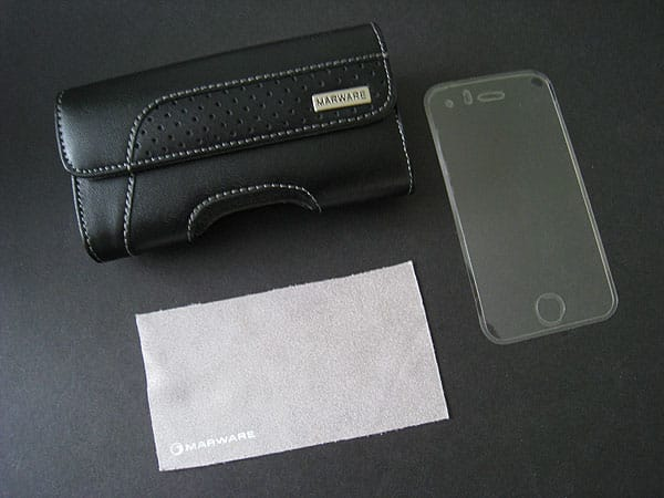 Review: Marware C.E.O. Premiere for iPhone 3G and iPod touch 2G