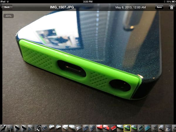 Review: Sanho HyperDrive iUSBportCamera