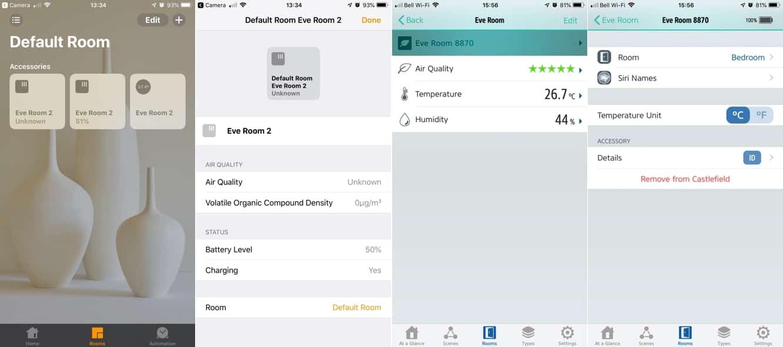 Review: Eve Room HomeKit Air Quality Sensor (Second-Generation)