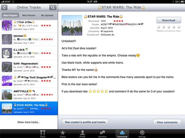 Small Apps + Updates: AirCoaster, Edition29 Cinema and Architecture, Gravilux, Midnight HD + Uzu
