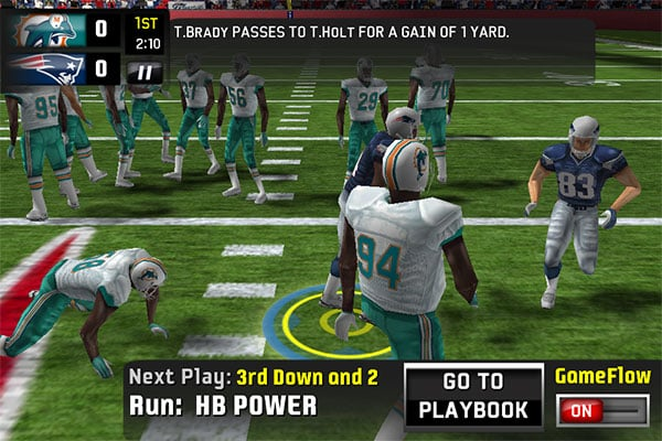 Review: Electronic Arts Madden NFL 11
