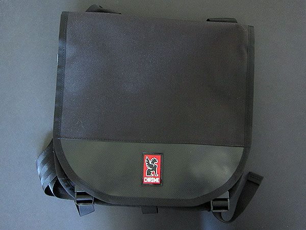 First Look: Chrome Vega Musette Bag for iPad
