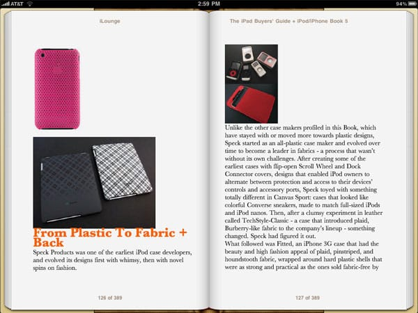 On ePub, or Why Our Buyers' Guides Aren't Coming To iBooks