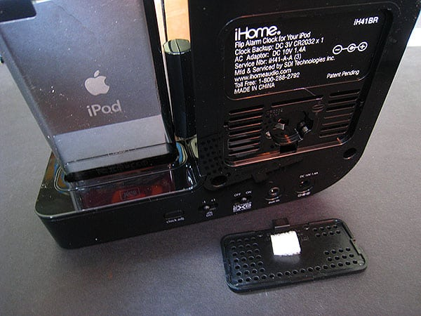 Review: iHome iH41 & iP41 Rotating Alarm Clocks for iPod and iPhone
