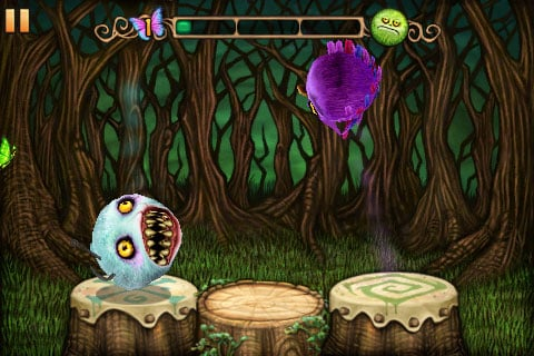 iPhone Gems: Alice in Wonderland, Noby Noby Boy, and Thumpies