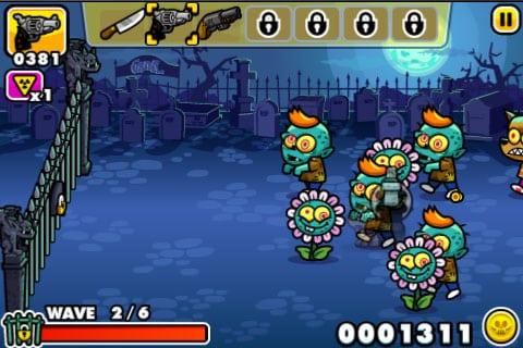Review: Chillingo Monster Mayhem