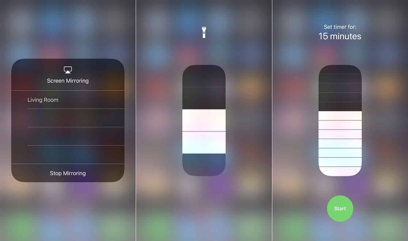 Inside the betas: iOS 11 Control Center gets customizable, adds Screen Recording