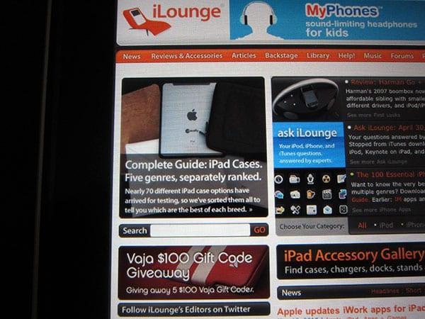 Preview: NLU Products ScreenGuardz HD + BodyGuardz for iPad